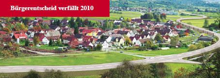 Gemeinderatswahl rudersberg